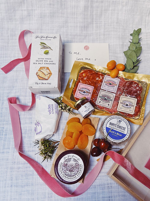 Bord at home platter kit | cheese and charcuterie