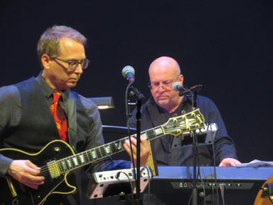 Scott Woolgar, guitars; Steve Whipkey, keyboards