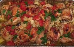 Peasant Style Chicken