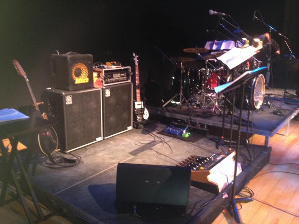 Setup for Schrott 2014