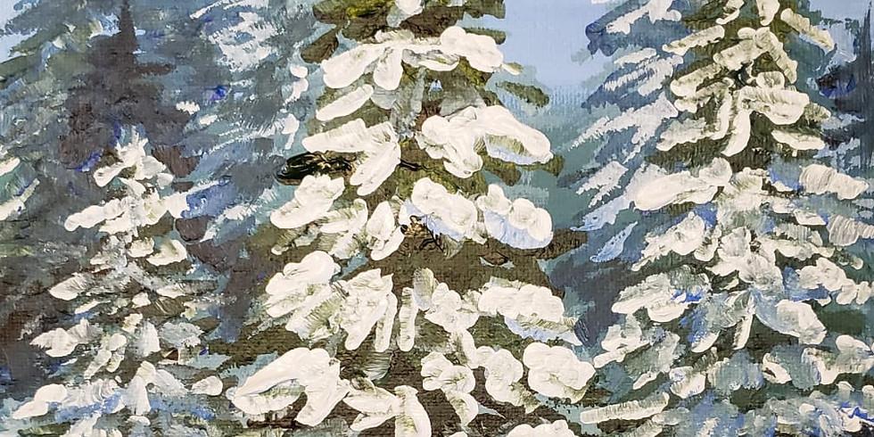 MASTERCLASS Painting Winter Landscape