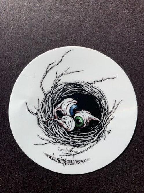 Eye Nest Stickers (3)