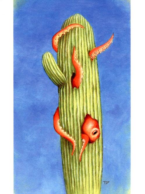 Cactipoid Card  (5 cards)