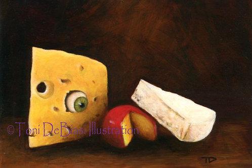 """""""Say Cheese! Print"""