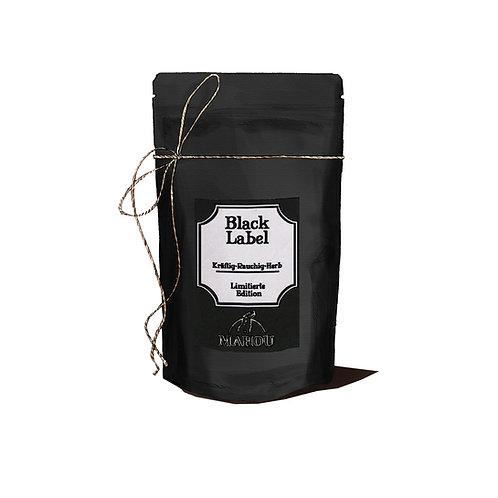 "Röstkaffee ""Black Label"""