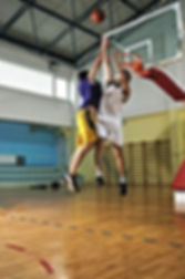men's league basketball team