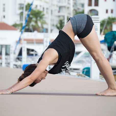 Downward Facing Dog | 5 variations that target different areas of your body