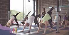 The Village Hotel Solihull yoga in birmingham wellbeing event yoga pose tutorial nam lowen
