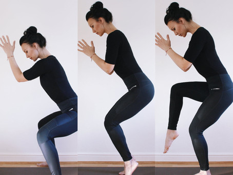 The benefits of adding Regression to your Yoga practice
