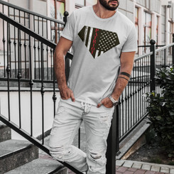 SuperHero Patriot