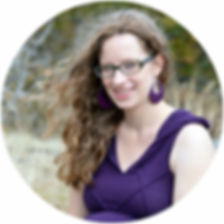 Freelance writer and copywriter Christina Van Starkenburg