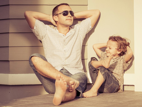 How Parents Can Help Their Kids Feel Safe