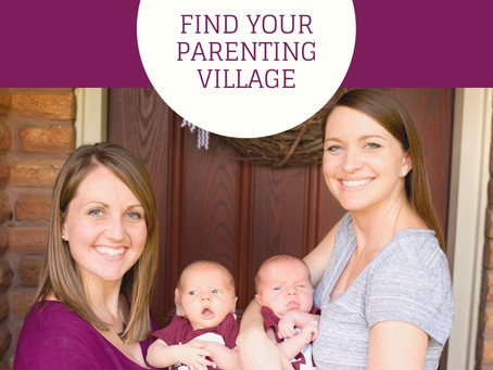 How to Find Your Parenting Village