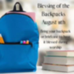 Blessing of the Backpacks August 11th.jp