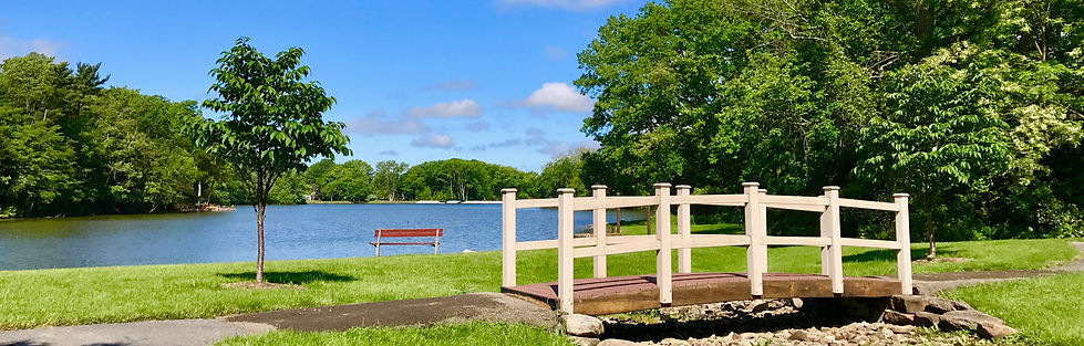 Green Lake in beautiful Orchard Park, NY