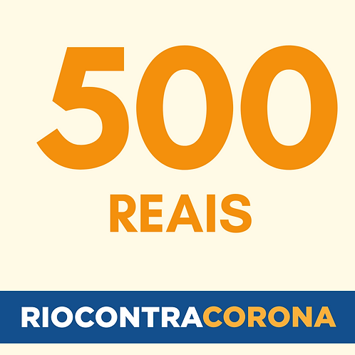 Doação Rio Contra Corona :: Re