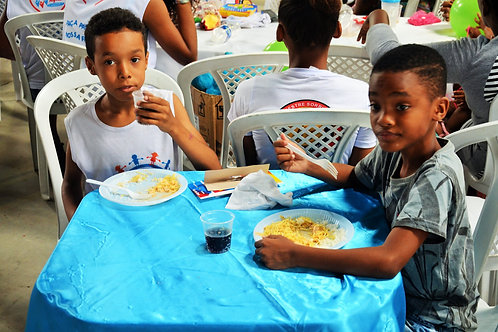 Alimentação | Almoço :: Gamboa Ação - Cris