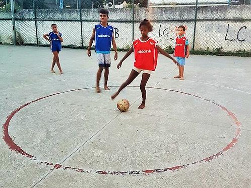 Futebol | Cartões, Apito e Bola :: Gamboa Ação