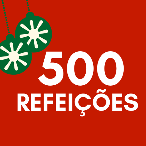 Refeições para 500 pessoas no Natal :: Natal Sem Fome - FC&M