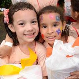 Apadrinhe 2 Crianças na Festa Natal - Bmq