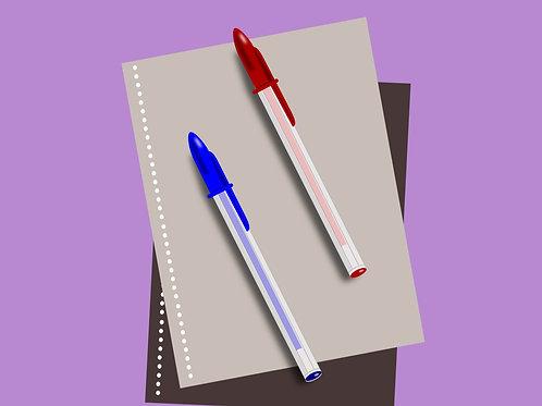 Kit escolar para uma criança :: Sonhar Acordado - Bia