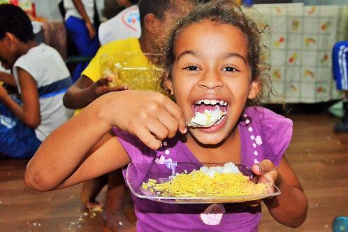 Alimentação | Refeição Mensal :: Gamboa Ação - Natal