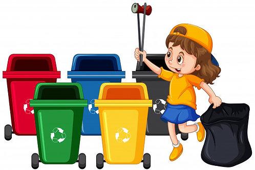 Kit Lixo no Lixo :: ONG Sonhar Acordado