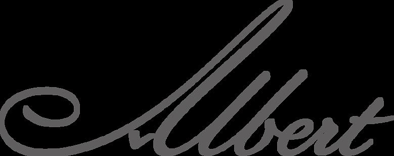Albert Logo grey (#605E5E).png