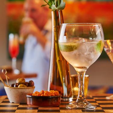 Gin & Tonic or a Martini?
