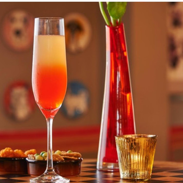 Enjoy a cocktail