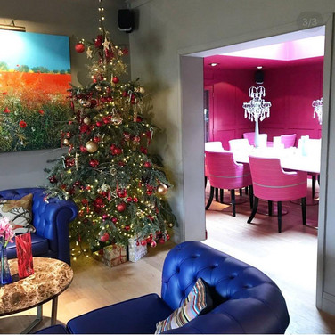 Christmas at The Weeping Willow