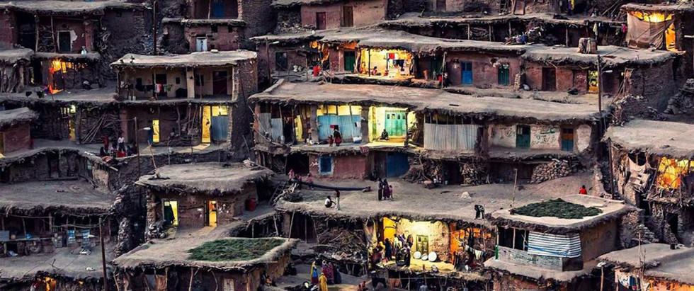 Palangan, village kurde