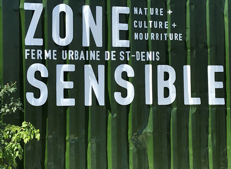 ZONE SENSIBLE, FERME URBAINE A SAINT DENIS