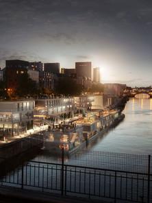 Barges & Berges, Réinventer la Seine