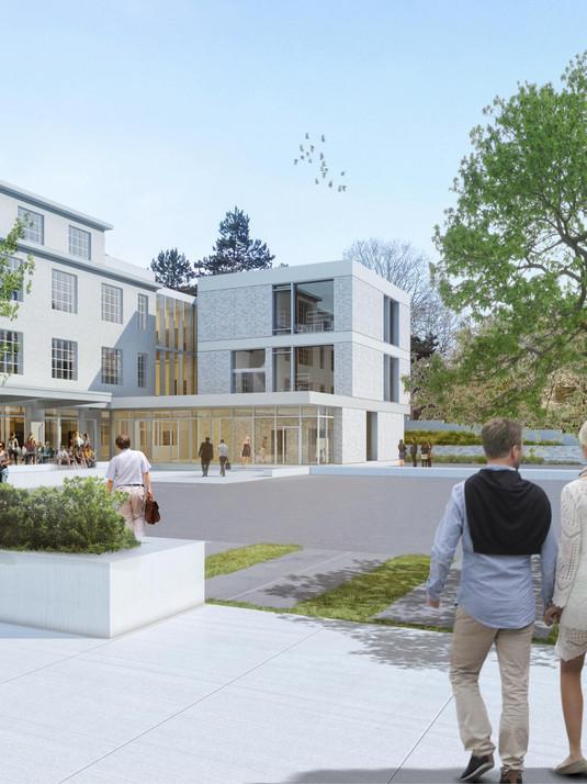 Restructuration de l'IUT de Ville d'Avray