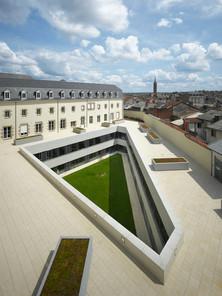 Conseil Générale de la Haute Vienne, Limoges