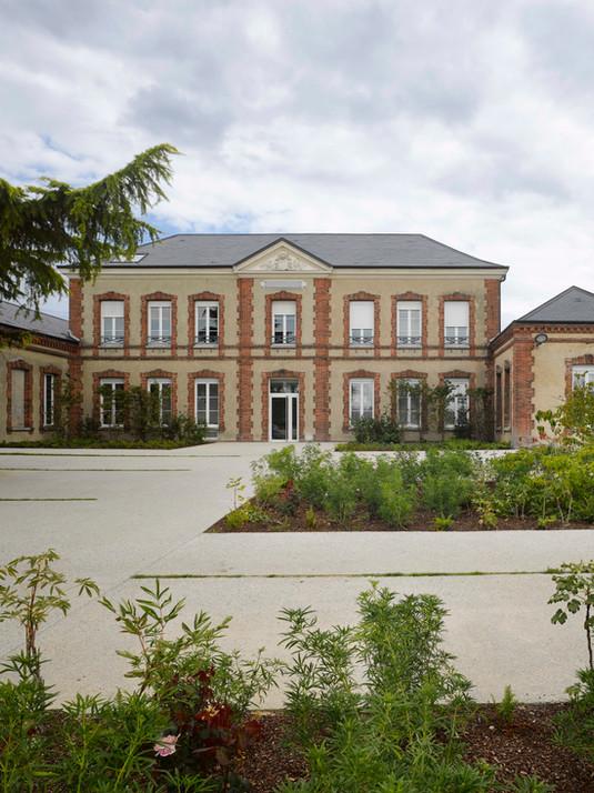 Hôpital local en espace rural, Breteuil sur Yton