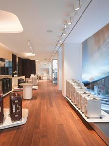 Flagship store Rimowa, Paris VIII