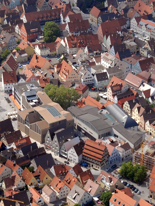 Quartier Elisabethen, Memmingen, Allemagne