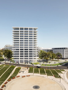 Banque et logements, Artilharia Um, Lisbonne
