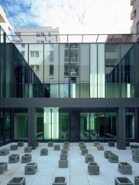Conservatoire de musique, Suresnes