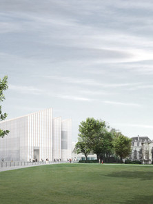 Musée des Beaux-Arts, Reims - David Chipperfield Architects