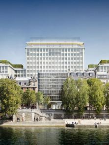Morland, Mixité Capitale, Paris IV - David Chipperfield Architects