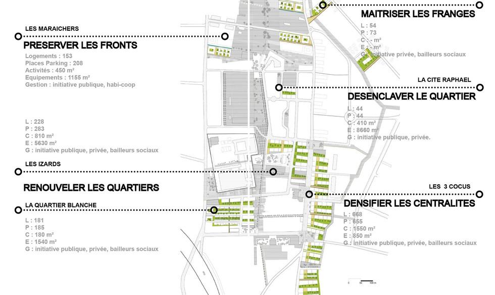 Habitat, un enjeu qualitatif et quantitatif pour chaque quartier
