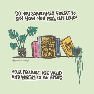 Valid Feelings