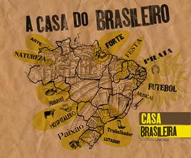 Ilustração revista Casa Brasileira