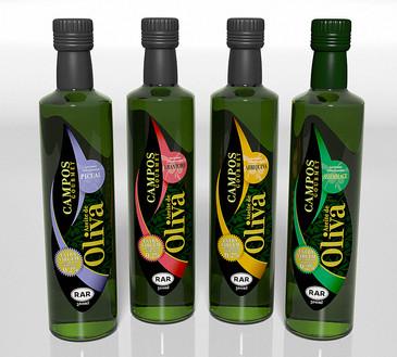Rótulos para Azeite de Oliva
