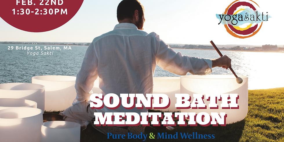Yoga Sakti February Sound Meditation