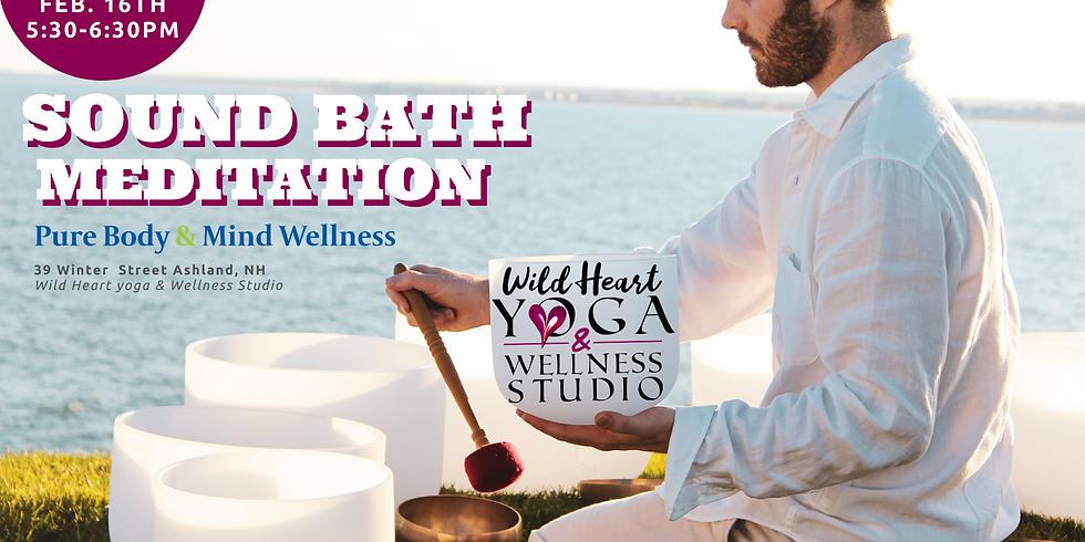 Wild Heart Sound Bath