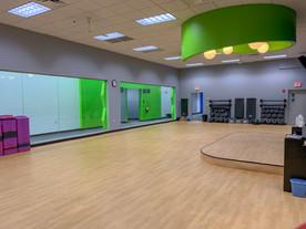 Progress Fitness Sound Bath Space
